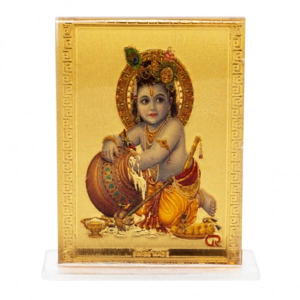 Изображения в плексе Кришна