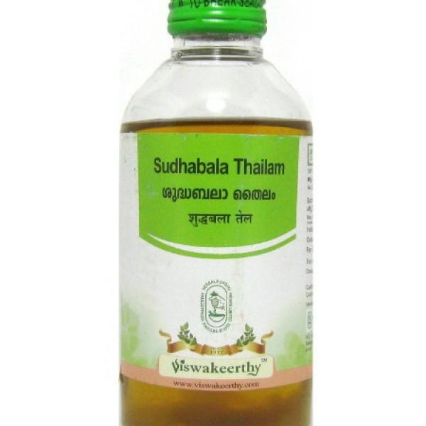 Sudhabala Thailam (Шудхабала тайлам)