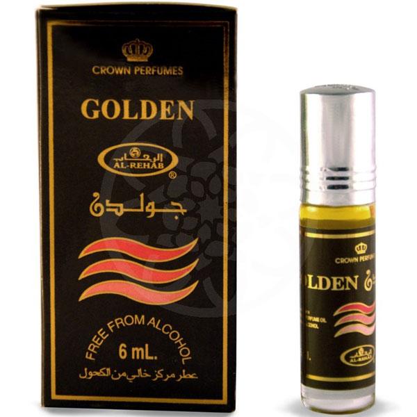 Арабские духи Golden Al-Rehab