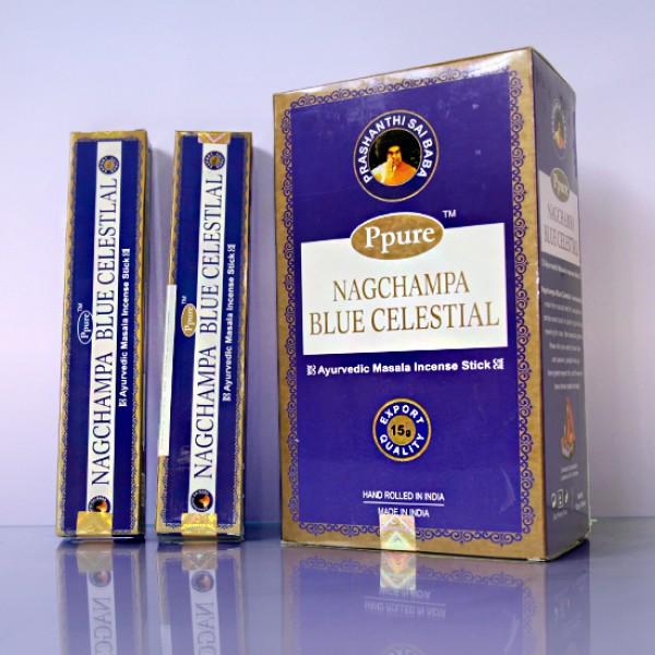 Благовония Blue Celestial аромапалочки -1 шт 15гр