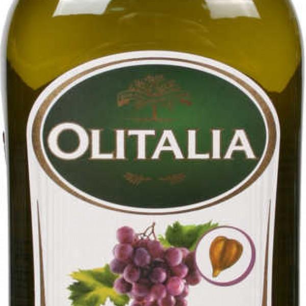 Масло  виноградных косточек olitalia 1 литр