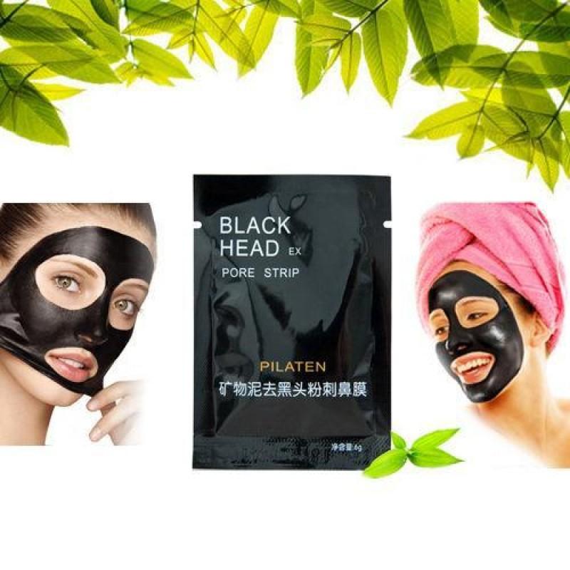 Заказать черную маску для лица от черных